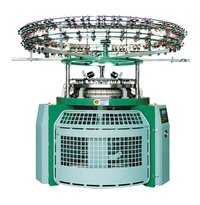Double Loop Knitting Machine