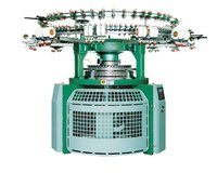 Velour Shearing Knitting Machine