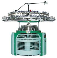 3-Thread Fleece Knit Machine