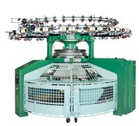 Double Knit (Open Wide) Knitting Machine