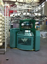 Mini Rib Knitting Machine