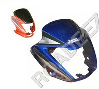 Bike Head Light Visor