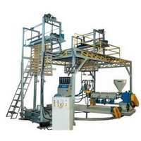 Heat Shrink Blown Film Plant With Oscillated Extruder