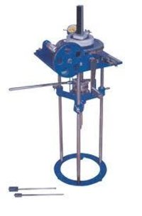 Filed Vane Shear Test Apparatus
