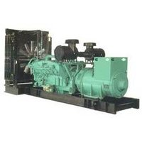 Hiring Of Diesel Generator Set
