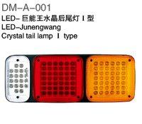 LED Crystal Tail Lamp for Junengwang