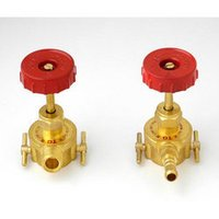 High Pressure Brass Regulator (Knob Type) With Brass Keys