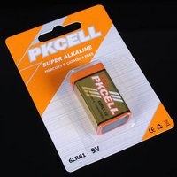 Pkcell 9v Alkaline Battery