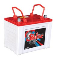 Auto Batteries (Polar)