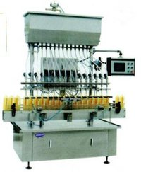 In-Line Liquid Filling Machine (Yga-B16a)