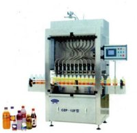 In-Line High Capacity Filling Machine