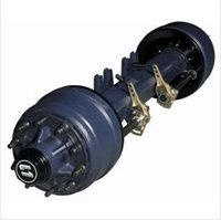 American Type InBoard Axle