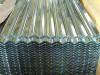 Corrugated Galvanized Roofing Material
