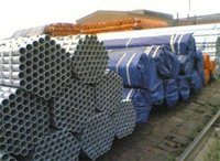 Galvanized Steel Pipe (Bs1387)