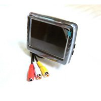 3.5 Inch Stand Car Monitor For Car Rear View Camera (XY-2063)