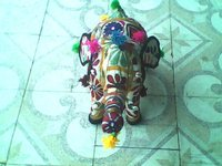Embroideried Decorative Elephant