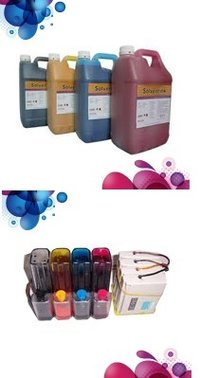 ECO Solvent Printer Inks Cartridge