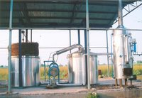 Stainless Steel Essential Oil Distillation Plant