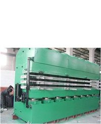 Precured Tread Rubber Molding Press