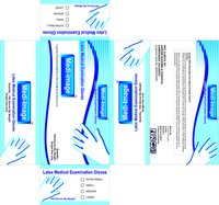 Medi-Image Examination Gloves