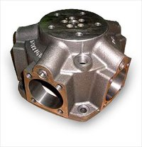 Precision Industrial Ci Casting