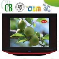 21inch A grade/PF Ultra Slim CRT Color TV Set