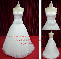 New Tulle Wedding Dress
