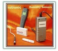 Humidity Temperature Sensor Transmitters
