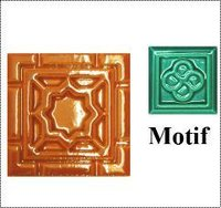 Motif Glass Tile