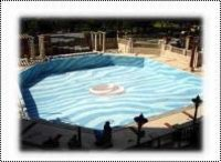Fancy Swimming Pool Glass Tiles