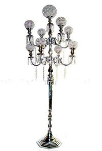Designer Antique Candelabra