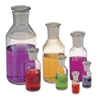 Lab Reagent Bottles