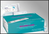 Advantage Malaria Card