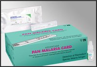 Advantage Pan Malaria Card