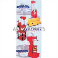 Industrial Cylinder Boring Machine