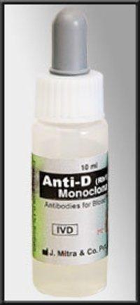 Anti D (Igm) Monoclonal