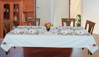 Table Cloth With Napkin