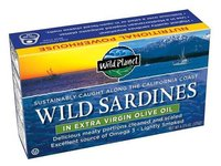 Wild Planet Sardines in Extra Virgin Olive Oil