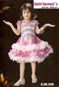 Girls Designer Party Wear