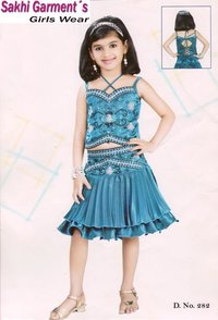 Girls High Fashion Dress