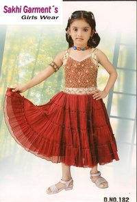 Girls Traditional Dress
