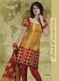 Designer Ladies Suits (U-5004)