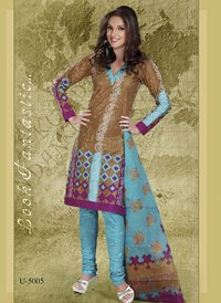 Designer Ladies Suits (U-5005)