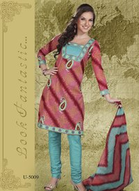 Traditional Ladies Suits (U-5009)