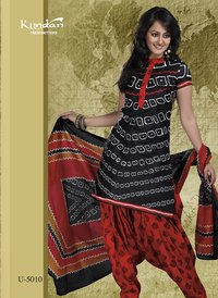 Traditional Ladies Suits (U-5010)