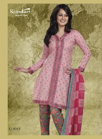 Printed Ladies Suits (U-5015)