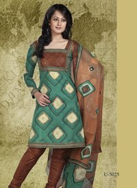 Ladies Traditional Suits (U-5025)