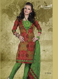 Ladies Traditional Suits (U-5026)