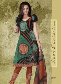 Ladies Traditional Suits (U-5027)
