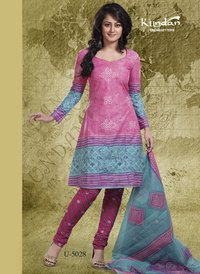 Women Traditional Suits (U-5028)